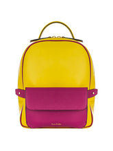 Load image into Gallery viewer, Scarlett Backpack Lemon Bougainvillea