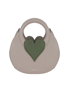 Miss Heart Taupe/Green