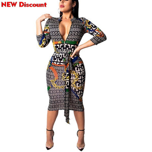 Summer Clothes Bandage Dresses Midi Woman Vintage Dresses Bodycon Short Sleeve Casual Dresses Femme Plus Size