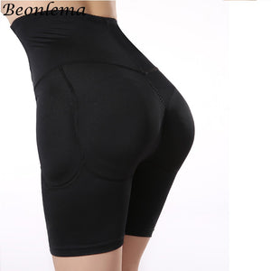Control Pants Butt Lifter Hip Up Padded Fake Ass Panties Lifting Women High Waist Underwear Butt Enchancer Shaperwear