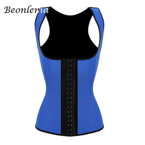 Latex Corset Bodice Corsets Bustiers Steel Boned Rubber Latex Affinant La Taille Bustier Corselet Plus Size S6Xl