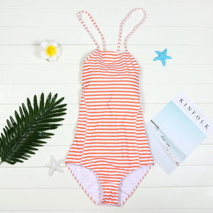 Bra Solid Summer OnePiece Swimsuit PushUp Padded Bra Printed Swimwear Set Jumpsuit Jan11