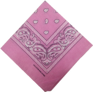 Korea Fashion Women Hair Accessories Linen Bandana Scarf Square Bandanas Headwear Rock Cool Multi Headbands