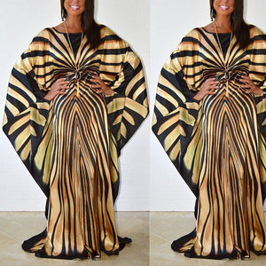 Pakistan Women Clothing Indian Sari Dresses Women Saree In Europe America Fashion Dress Multicolor Stripes
