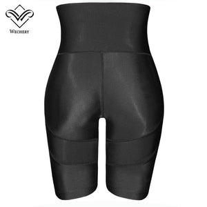 Control Panties Butt Lifter Hip Up Pants Men Black High Waist Slimming Underwear Man Slim Tummy Belly Body Shpaer