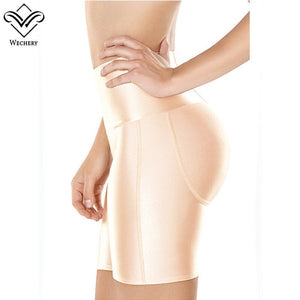 Control Pants Butt Lifter Tummy Padded Panties High Waist Belly Slimming Underwear Sheath Shaper Butt Booty Enhancer