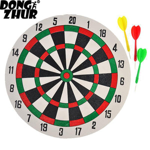 1 Set Funny New Dart Board & Darts Game Set Perfect for Man Cave Game Room Kids Decoration
