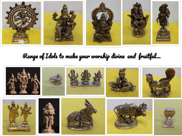 Looking for brass,panchaloha vigrahas.you are just a click away