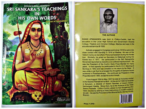 SRI SANKARAS TEACHINGS