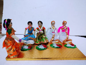 DOLL SET FOR MARRIAGE/NAVARATRI