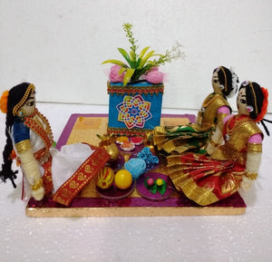DOLL SET TULASI POOJA