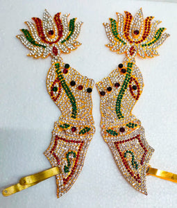 STONE DECORATION FOR VARAMAHALAKSHMI