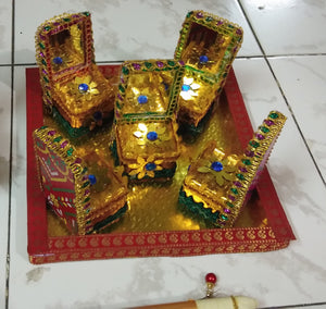JAGGERY DECORATION FOR MARRIAGE