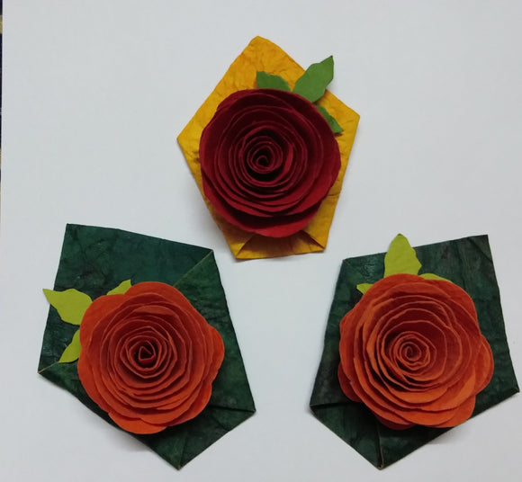ARSHINA POTNADESIGN ENVELOPE ROSE FOR MARRIAGE