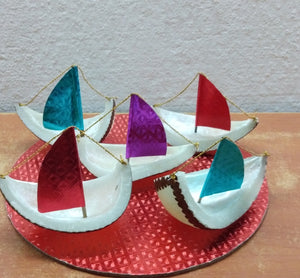 DRY COCONUT DESIGN-COBRI BOAT