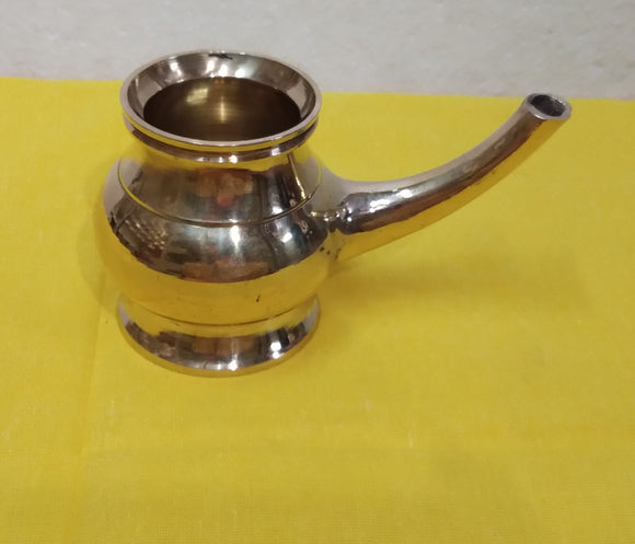 BRASS TEERTHA GINDY