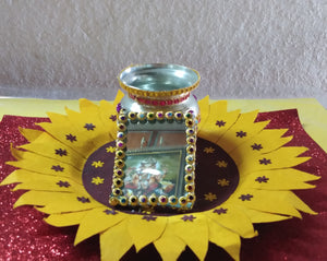 KALASHA KANADI (SUNFLOWER DESIGN)