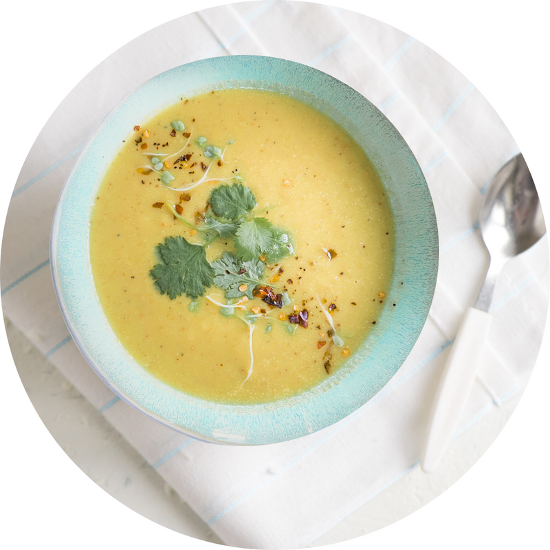 Curried Cauliflower Soup - 960ml