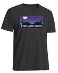 Stars Above Ranch SS Tech Shirt