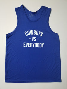 Cowboys vs. Everybody Singlet