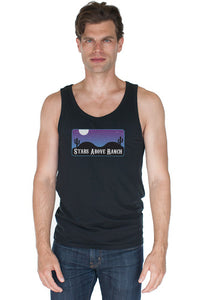 Stars Above Ranch Jersey Tank Top
