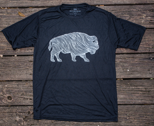 Bison Tee (color options)