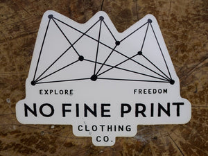 NFP Sticker (Large)