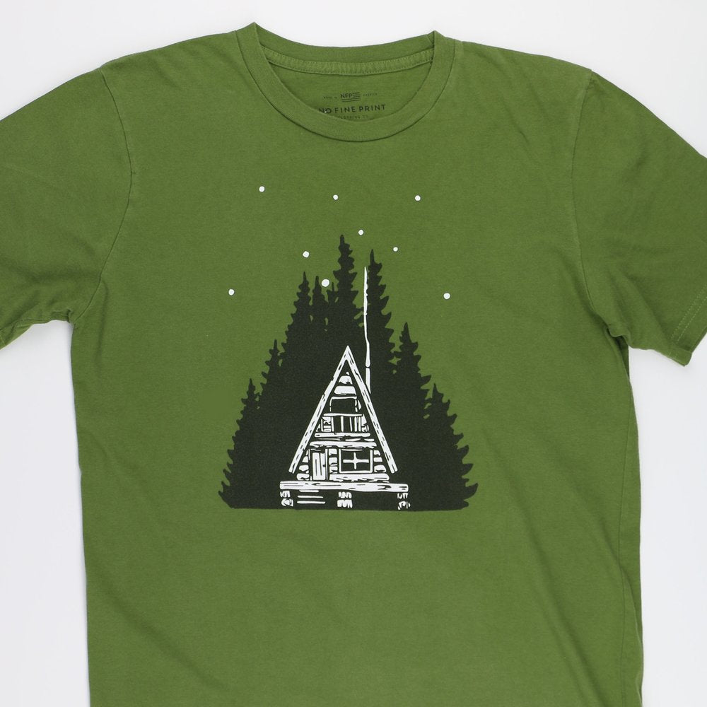 Log Cabin (2 Color Options)
