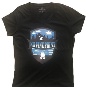 50/50 Women's Cut Shield Shirts