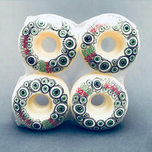 Load image into Gallery viewer, Heroin Skateboards Eyes Wheels 52mm/54mm/56mm