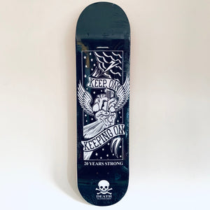 Death Keep On Strong 8.5""