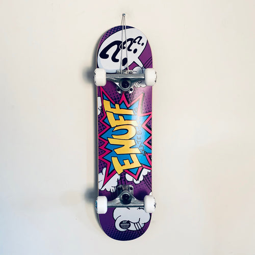 Enuff Skateboard Pow II Purple 7.25
