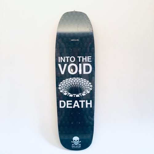Death Skateboards Into The Void 9.0