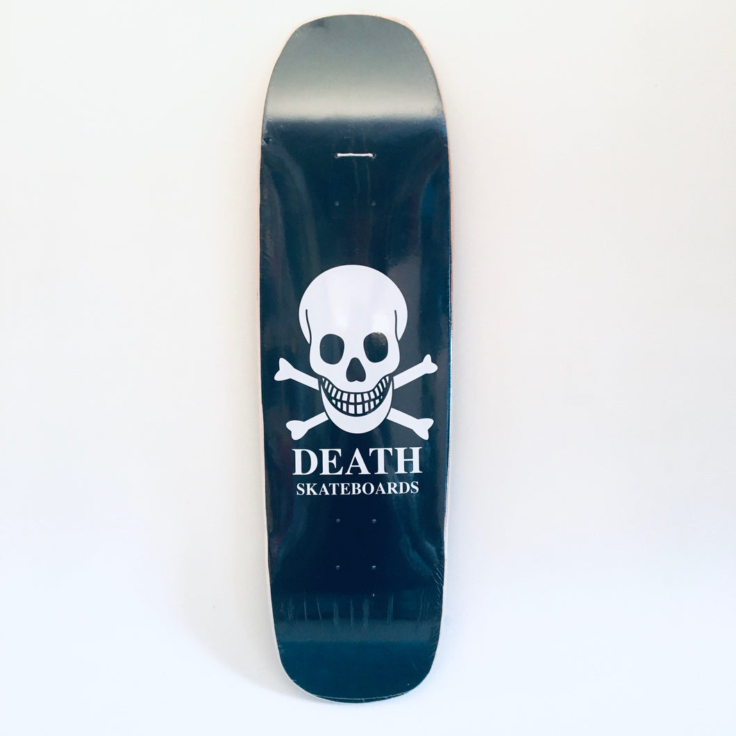 Death Skateboards Logo 9.0