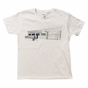Exist Skatepark T-Shirt White (Youth)