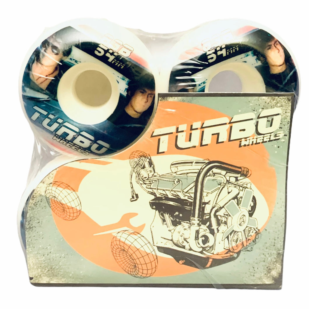 Turbo Wheels Starsky & Hutch 54mm