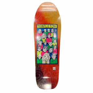 New Deal Templeton Crowd Deck 10.125