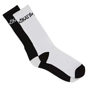 Thrasher Skate And Destroy Socks (2 Pairs)