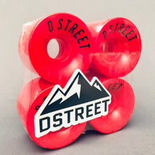 Load image into Gallery viewer, D-Street Cruiser Wheels 59mm