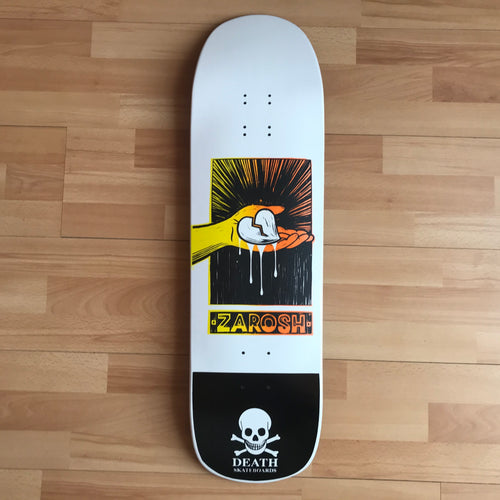 "Death Zarosh 9"" Deck"