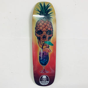 "Death Smith Pineapple Pool 9"" Deck"