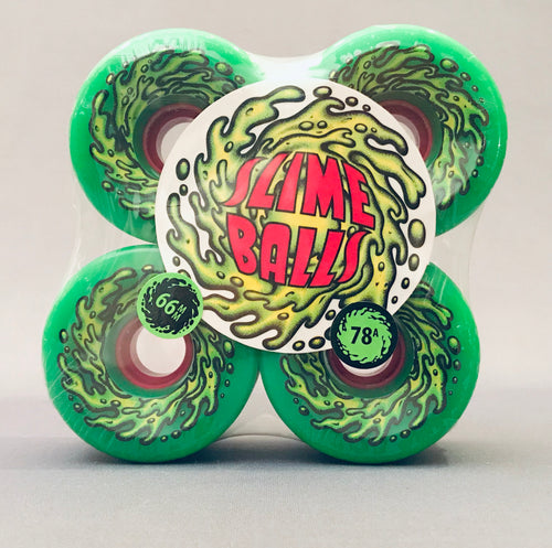 Santa Cruz wheels 66mm Slime Balls