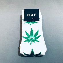 Load image into Gallery viewer, Huf Green Buddy Sock