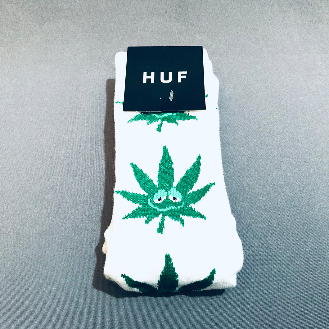 Huf Green Buddy Sock