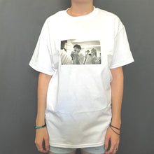 Load image into Gallery viewer, Girl x Beastie Boy Spike Jonze Series White Tee