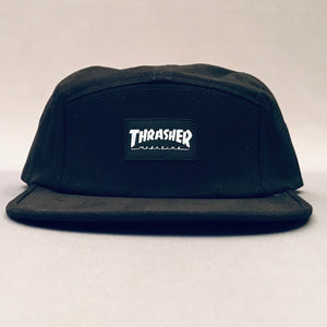 Thrasher 5 Panel Clasp Back hat