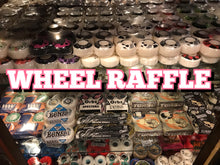 Load image into Gallery viewer, Wheel Raffle 2