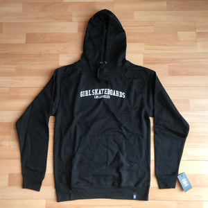 Girl Team Pullover Black Hood