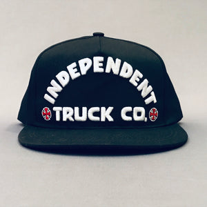 Independent ITC Bold Snapback cap