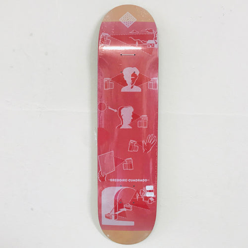 "The National Cuadrado 7.75"" Deck"